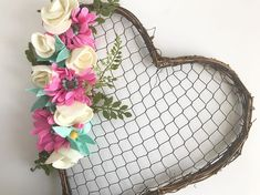 I love these chicken wire hearts so much! I have so many ideas swirling in my head for this year and im so excited to share with you guys as we go on! #jadewithlove #madewithlove #handmade #handmadewithlove #handmadefloral #handmadewreath #etsy #etsyseller #etsyshop #etsyfinds #etsysellersofinstagram #etsystore #etsylover #etsylisting
