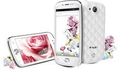 Blu Amour, un teléfono Android para mujeres con cristales Swarovski