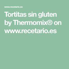 Tortitas sin gluten by Thermomix® on www.recetario.es