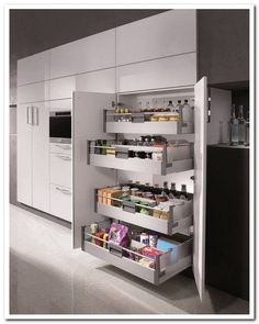 Cheap And Easy Useful Tips: Kitchen Remodel Dark Cabinets How To Paint ranch kitchen remodel open concept.Easy Kitchen Remodel How To…More Kitchen Pantry Design, Modern Kitchen Design, Home Decor Kitchen, Diy Kitchen, Kitchen Interior, Home Kitchens, Vintage Kitchen, Kitchen Ideas, Open Kitchen