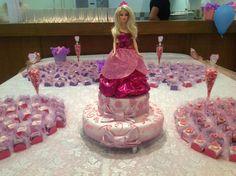 #Bolo #Barbie