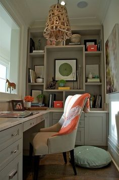 Small Home Office--W