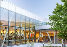 Vaughan Public Libraries - Toronto - (Canadá)