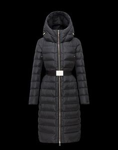 MONCLER APHROTITI LONG Down Jacket – Ladies – Dark green. Cheap