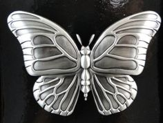 Front Door Knocker Butterfly