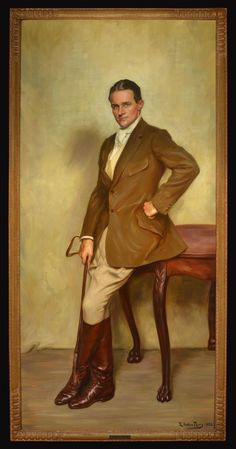 Millionaire Diplomat Anthony J. Single Line Drawing, Portrait Art, Male Portraits, Portrait Ideas, Athletic Clubs, The Fox And The Hound, Vintage Photographs, Vintage Photos, Second World