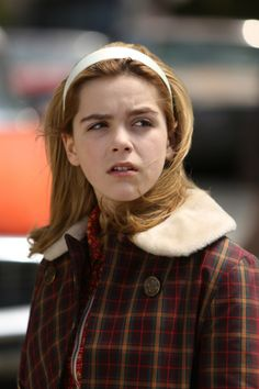 """Sally,Season 6 finale """"Mad Men"""".The look says it all!"""