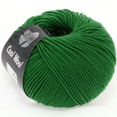 COOL WOOL 2017-forest green