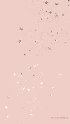 Pink star wallpaper - quotes & designs by b - - Rose Gold Wallpaper, Star Wallpaper, Glitter Wallpaper, Pink Lock Screen Wallpaper, Iphone Wallpaper Vsco, Iphone Background Wallpaper, Iphone Backgrounds, Pink Wallpaper Backgrounds, Blog Backgrounds