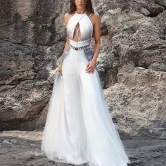Floor-Length Backless Sleeveless Pullover A-Line Dress – Store Stunning Dresses, Beautiful Gowns, Elegant Dresses, Pretty Dresses, Beautiful Outfits, Evening Dresses, Prom Dresses, Formal Dresses, Fantasy Gowns
