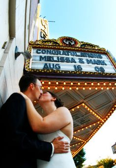 Warner Theatre!! Where we are getting hitched!