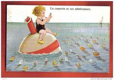Cartes Postales > Thèmes > Illustrateurs & photographes > Illustrateurs - Signés > Wills, John - Delcampe.net