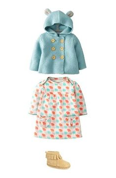 The sweetest outfit!