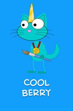this is unicorn cat. Cat Comics, Unicorn Cat, Never Forget You, Username, Tweety, Pikachu, Berries, Kitten, Cool Stuff