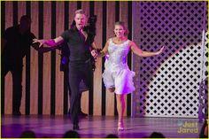 "Bindi & Derek Rumba Famous Dances Night ""(I've Had) The Time of My Life"" Dirty Dancing"