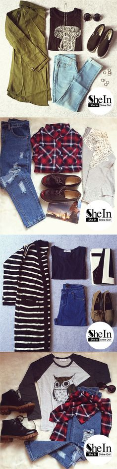 Sleek in the city. -SheIn