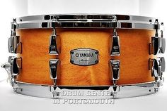 Yamaha Absolute Hybrid Snare Drum 14x6 Vintage Natural