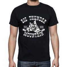 Disney Shirts Big Thunder Mountain Ride Shirt Disneyland Shirt Disney World Shirt Big Thunder Mountain Shirt Disneyland Shirts, Disney World Shirts, Disney Shirts For Family, Family Shirts, Disneyland Vacation, Disney Tees, Disney Diy, Disney Magic, Thing 1