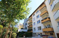 4,5-Zimmer-Wohnung in der Karlsruher Oststadt: Rückansicht