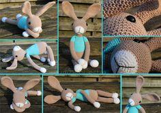Snuf konijn patroon van Stip en Haak