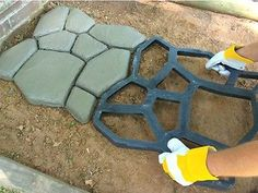 Quikrete-6921-32-Stone-Walk-Maker-Country-Stone-Pattern