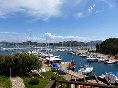 #portisco #sardegna #sailing #summer #beach #fun #yacht