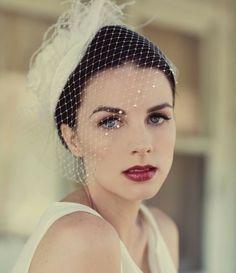 Urban  #Wedding veil ... Wedding ideas for brides, grooms, parents & planners ... https://itunes.apple.com/us/app/the-gold-wedding-planner/id498112599?ls=1=8 … plus how to organise an entire wedding ♥ The Gold Wedding Planner iPhone App ♥