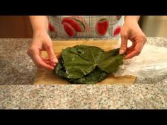 Dolmeh recipe dolme (grape leaves meat wrap)