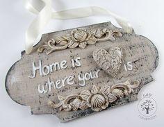 Shabby, Pink Houses, Scrap, Wood Art, Mixed Media, Decorative Boxes, Ceramics, Blog, Design
