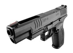 The XD(M)® pistol from Springfield Armory® redefines what a polymer pistol can be. The XD(M)® has everything you want and need in a pistol – superior ergonomics, reliable performance, and features that make it easy and intuitive to use. The XD(M)® 5.25″ Competition Series is the right pistol for those who are ready to step up their game with a pistol built specifically for competition.      The XD(M)® 5.25″ Competition Series has the longest slide and barrel of any XD(M)®, which maximizes…