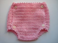Trendy Sewing Patterns For Baby Clothes Diaper Covers 26 Ideas Crochet Baby Pants, Baby Girl Crochet, Crochet For Kids, Knit Crochet, Baby Girl Patterns, Baby Clothes Patterns, Vestidos Bebe Crochet, Layette Pattern, Crochet Patterns