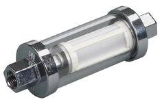 "Moeller Universal Inline Glass View Fuel Filter (3/8"", 5/16"", & 1/4"" Barb In Kit) - http://boatpartdeals.com/boat-engine-parts/boat-parts/moeller-universal-inline-glass-view-fuel-filter-38-516-14-barb-in-kit/"