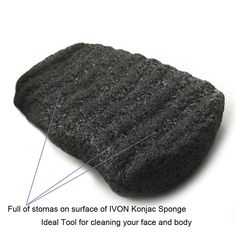 IVON Konjac Sponge for face and body cleaning Beauty Care, Face Beauty, Baby Skin Care, Ideal Tools, Skin Care Regimen, Lancome, Body Scrub, Shopping Deals, Online Shopping