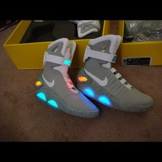 Nike Air Mag Best Replicas out there. 99.9% Exact. Low price Nike Shoes Sneakers http://www.95gallery.com/