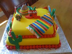 mexican themed cakes - Google Search