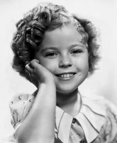 Shirley Temple #hollywood #classic #actresses #movies cinema-classico-atrizes