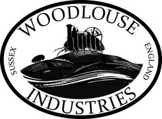 Illustration by Hugo Butterworth for Woodlouse Industries