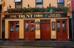 Galway, Ireland. Only the Irish are going to name a pub after the way in!