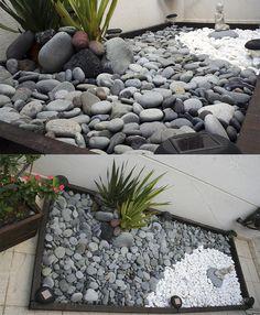 Jardin de piedras. #terrace