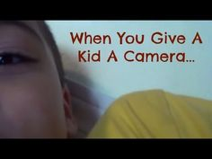 Vlogging Workshop: When You Give A Kid A Camera « Vlogging « Mama's Losin' It!