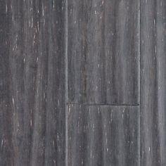 "Hardwood Flooring-Morning Star - 9/16"" x 5-1/8 Silver Strand Handscraped Bamboo:Lumber Liquidators"