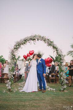 Casamento lindo e delicado no Espírito Santo – Carol e Herman http://lapisdenoiva.com/casamento-carol-e-herman/ Foto: Retrato de Amor