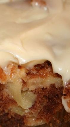 German Apple Cake i have made this many times and everyone loves it. I love that its easy and so good.