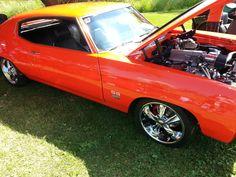 """69 Camaro """"Chevy Orange"""" - 427  Posted by Troy Hollenbeck www.troyhollenbeck.com"""
