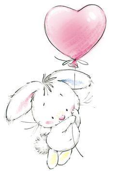 Cute Animal Illustration – Animals Tagged at Cute Animal Illustration, Illustration Art, Painting Illustrations, Cartoon Illustrations, Animal Drawings, Cute Drawings, Easter Drawings, I Love You Drawings, Beautiful Drawings