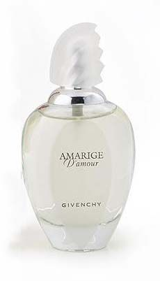 Amarige D'Amour Givenchy perfume - a fragrance for women 2003