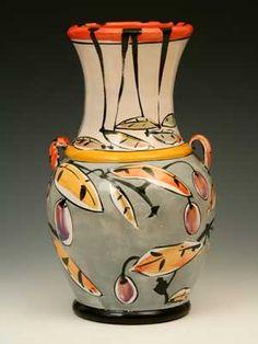 fvsarts / Clay Artist of the Week 9-3 Linda Arbuckle