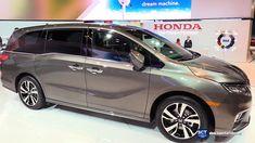 2018 Honda Odyssey Elite - Exterior and  Interior Walkaround - 2017 Chic...