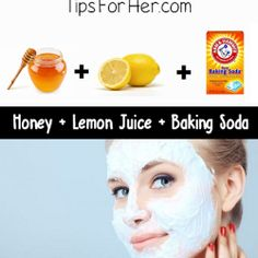 Natural Remove Blackheads DIY Blackhead Removal with Honey, Lemon Juice and Baking Soda - 10 Simple Blackhead Removal Tips, Tricks and DIYs Beauty Secrets, Beauty Hacks, Beauty 101, Beauty Advice, Beauty Quotes, Hair Beauty, Diy Beauté, Get Rid Of Blackheads, Too Faced