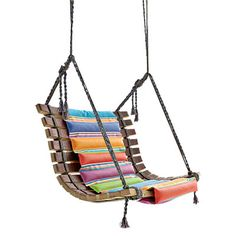 Swinging Chair for the porch